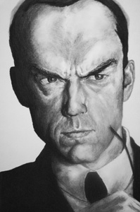 Hugo Weaving as Agent Smith